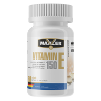 Анонс фото maxler vitamin e natural form 150 mg (60 гел. капс)