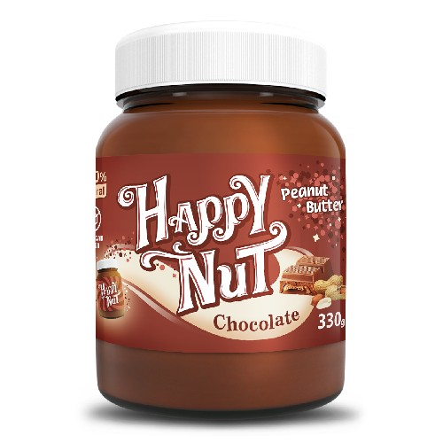 Анонс фото happylife happy nut chocolate (330 гр)