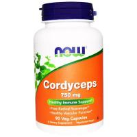 Анонс фото now cordyceps 750 mg (90 капс)