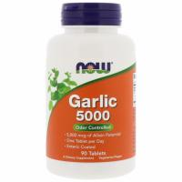 Анонс фото now garlic 5000 mcg (90 табл)