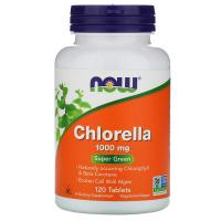 Анонс фото now chlorella 1000 mg (120 табл)