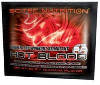 Анонс фото scitec nutrition hot blood 3.0 (20 гр) апельсин