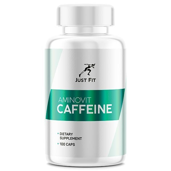 Анонс фото just fit caffeine (100 капс)