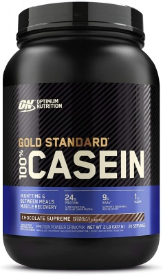 Детальное фото Optimum Nutrition Gold Standard Casein (941 гр) Ваниль