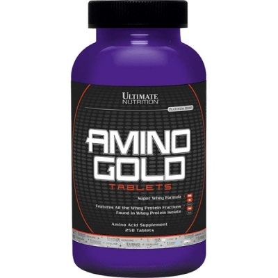 Детальное фото Ultimate Nutrition Amino Gold tablets (250 таб)