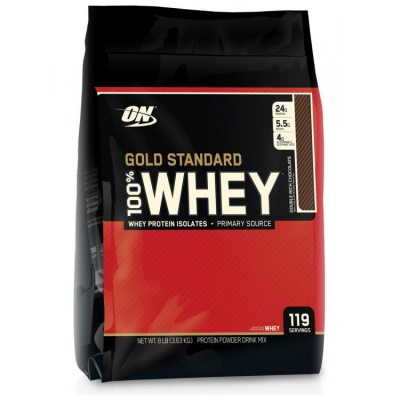 Анонс фото optimum nutrition gold standard 100% whey (4,54 кг) двойной шоколад